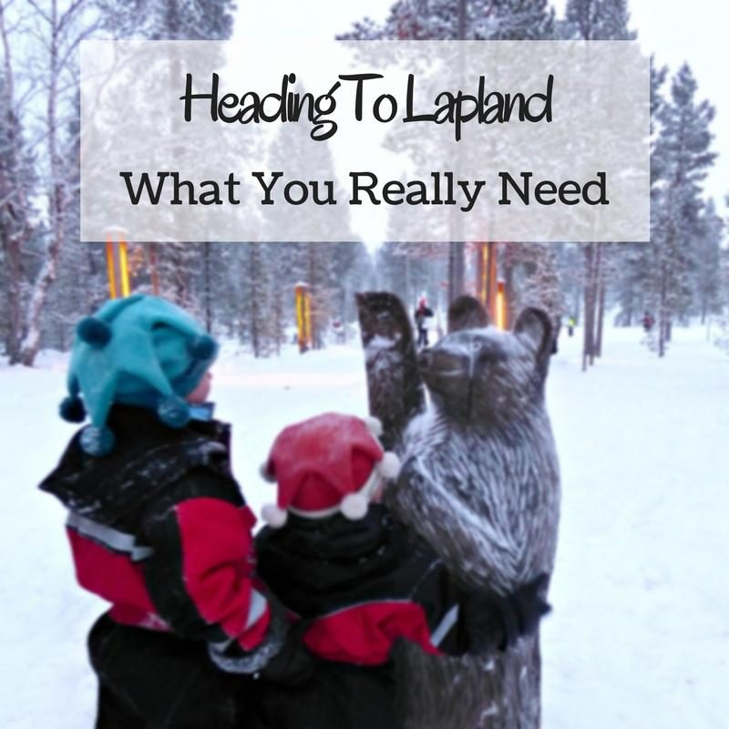 What to take to Lapland