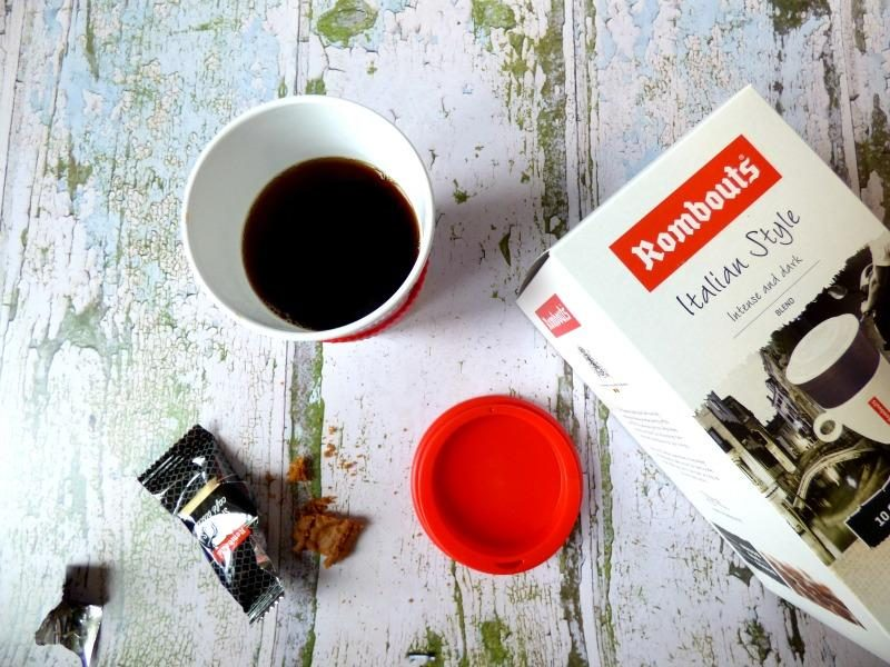 Rombouts filter coffee