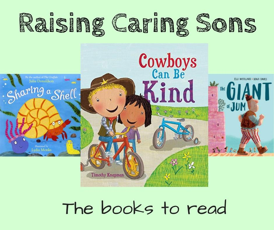 caring books