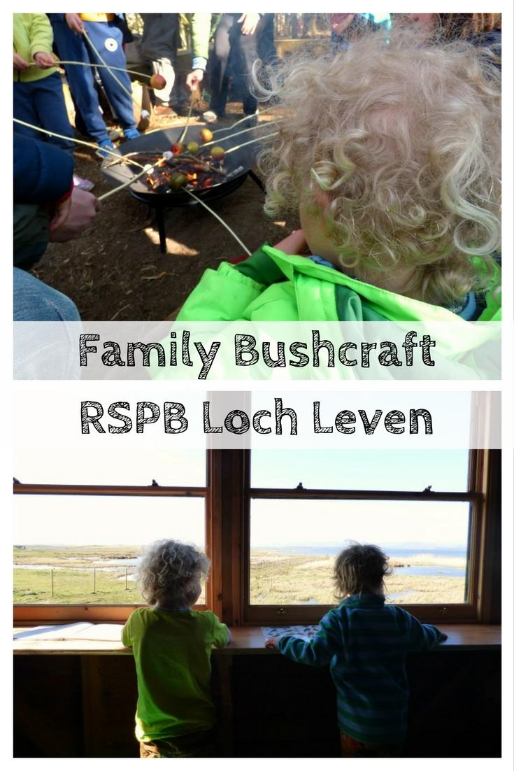 bushcraft for kids