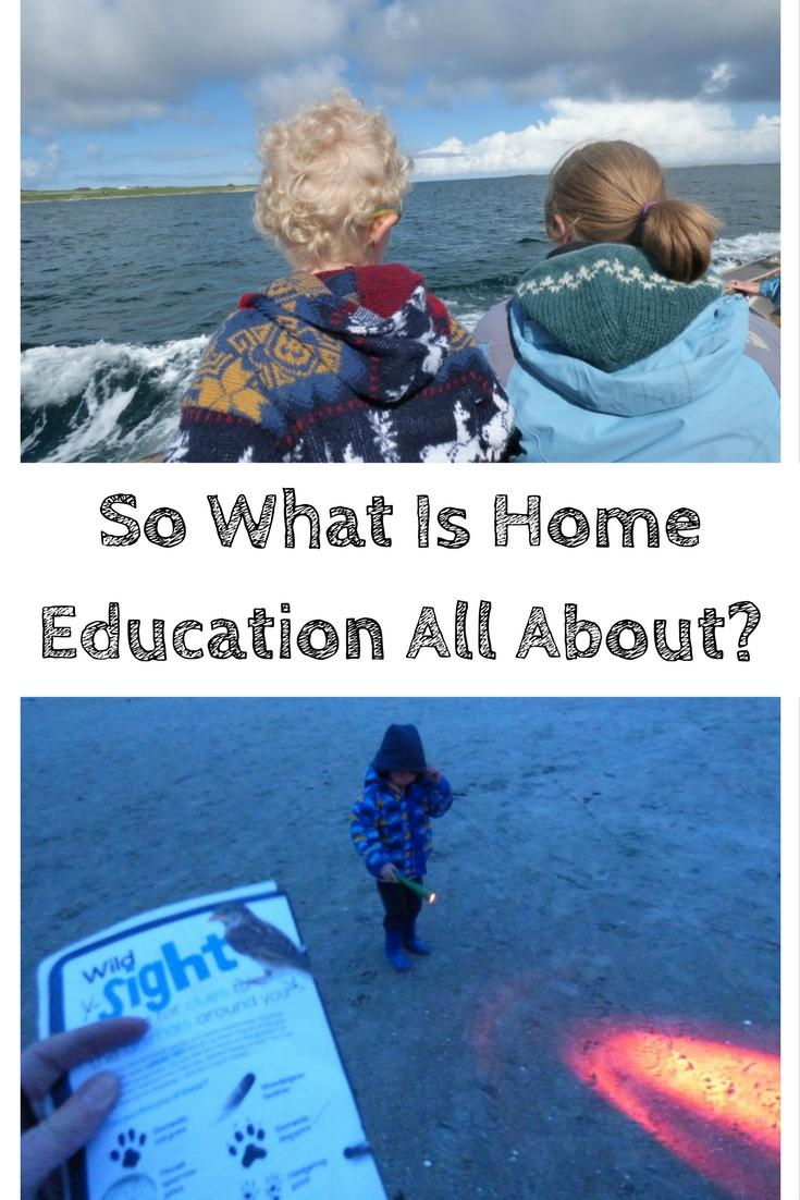 how to home educate