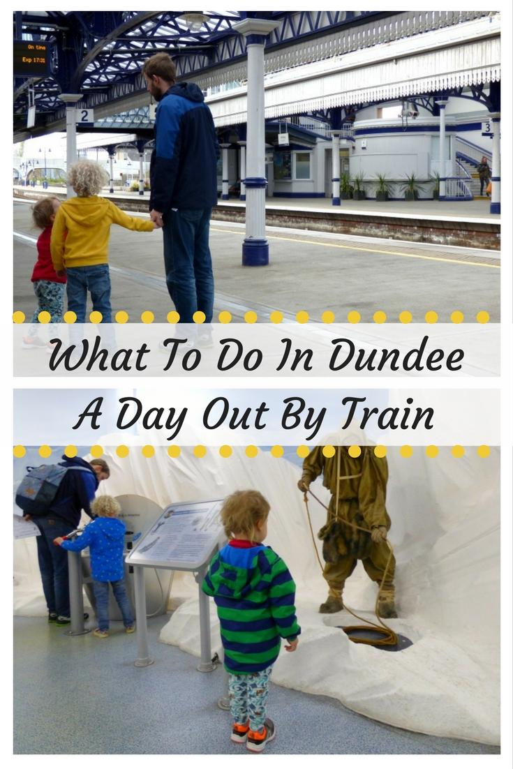 scotrail Dundee