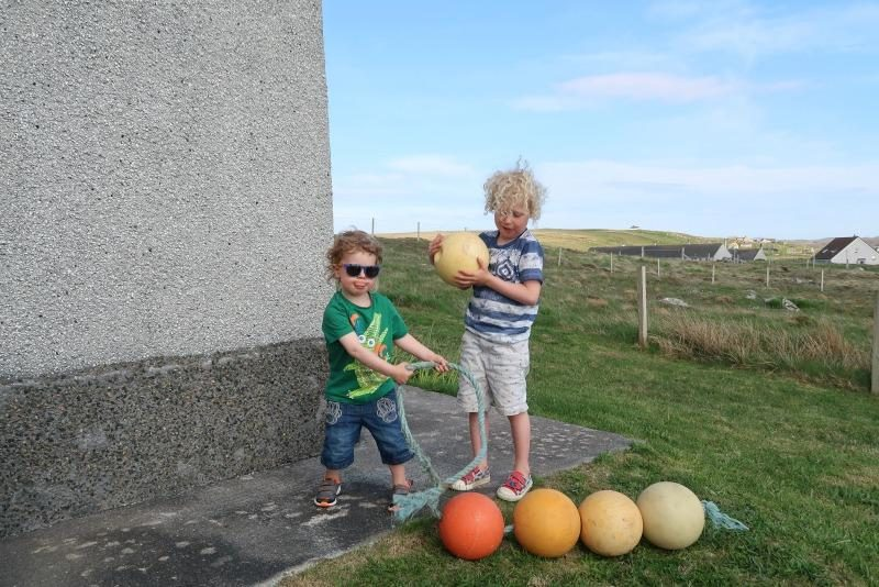 family cottage Hebrides