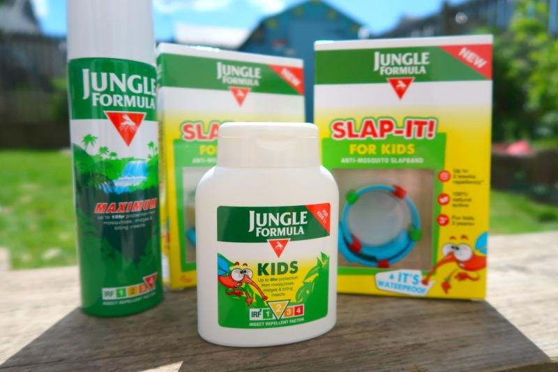 jungle formula products