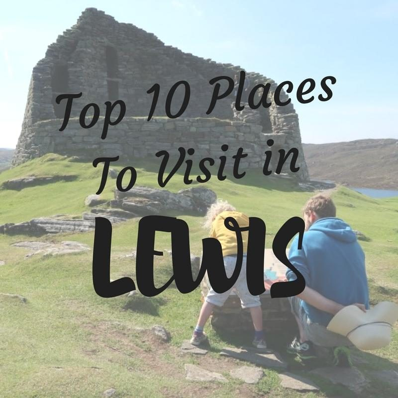 Where to visit Lewis