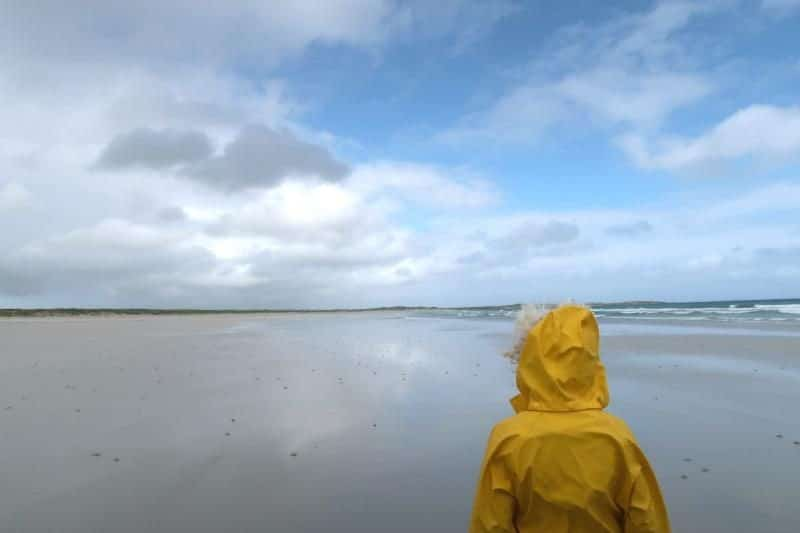 Tiree beach
