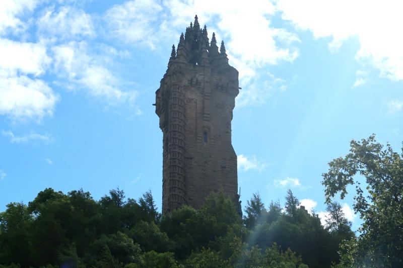 WALLACE MONUMENT EVENTS