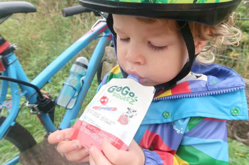 kids snack pouch