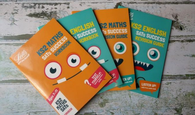 Letts KS2 revision books