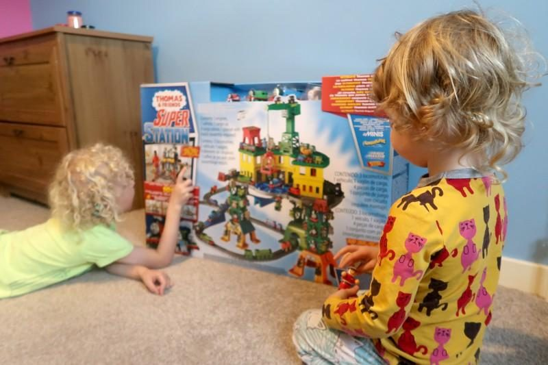 Thomas and friends super station