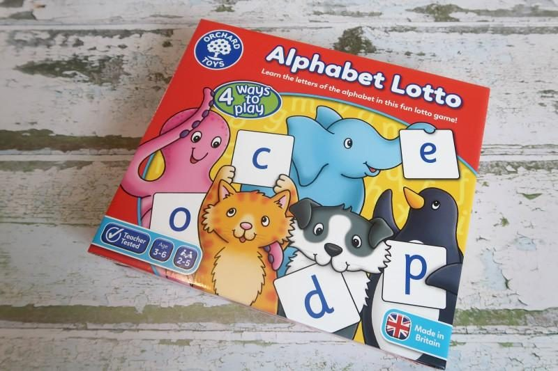 orchard toys alphabet game
