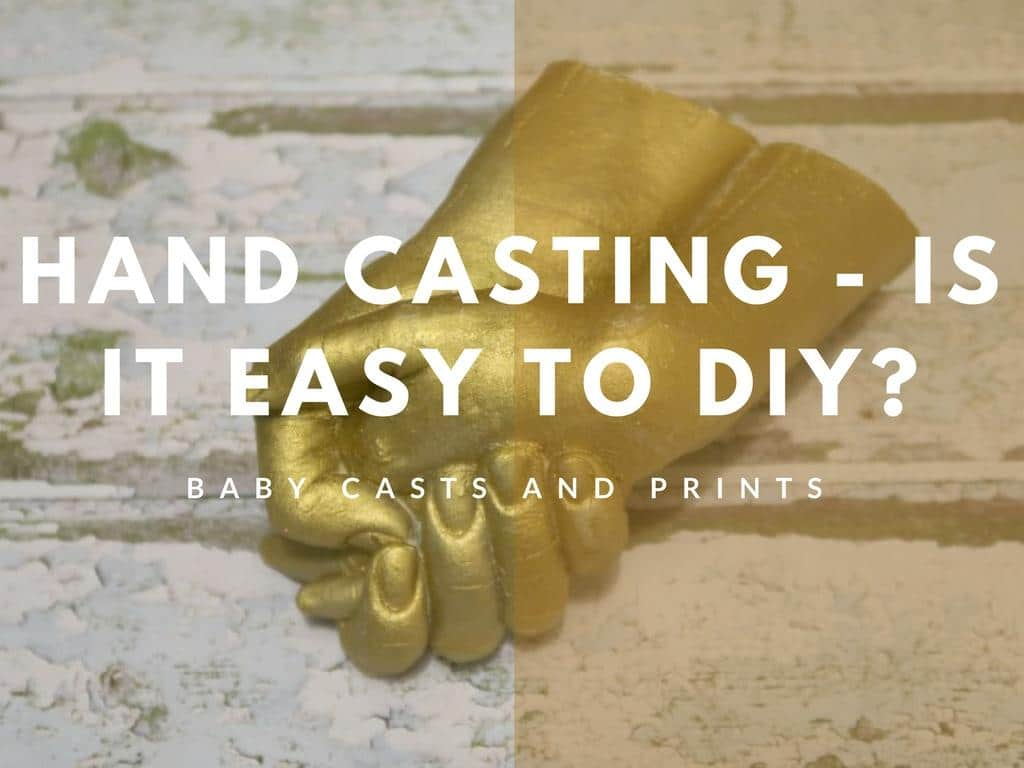 Hand Casting – Is It Easy To DIY? Plus a COMPETITION!