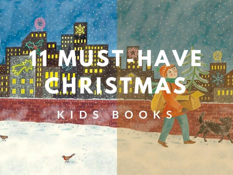 11 Must Have Kids Christmas Books - Monkey and Mouse