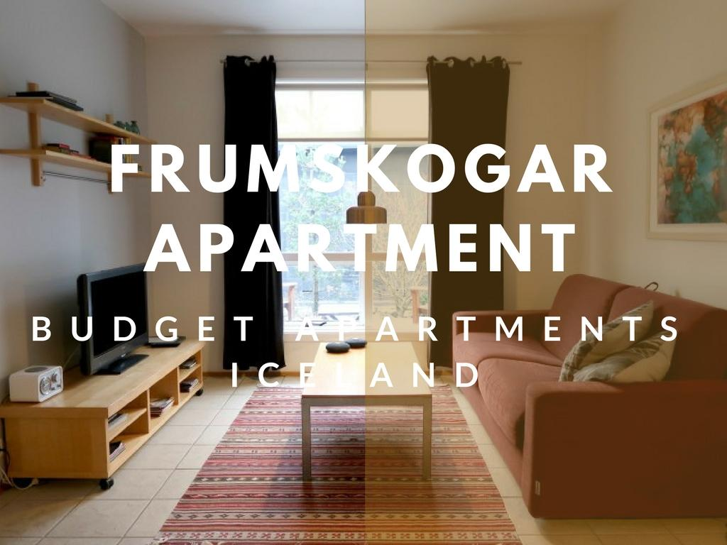 Affordable Family Holiday Apartment In Iceland!