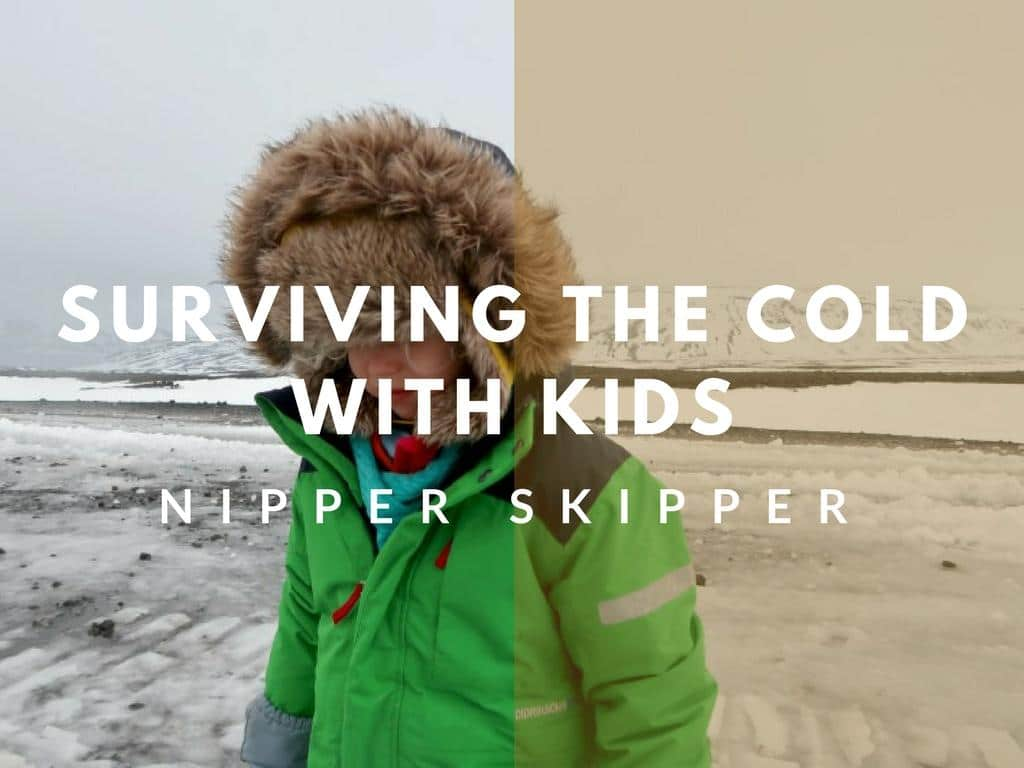 Surviving The Cold With Kids