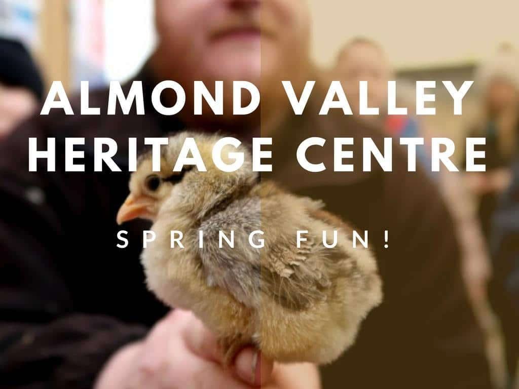 Almond Valley Heritage Centre Easter Fun & *COMPETITION*