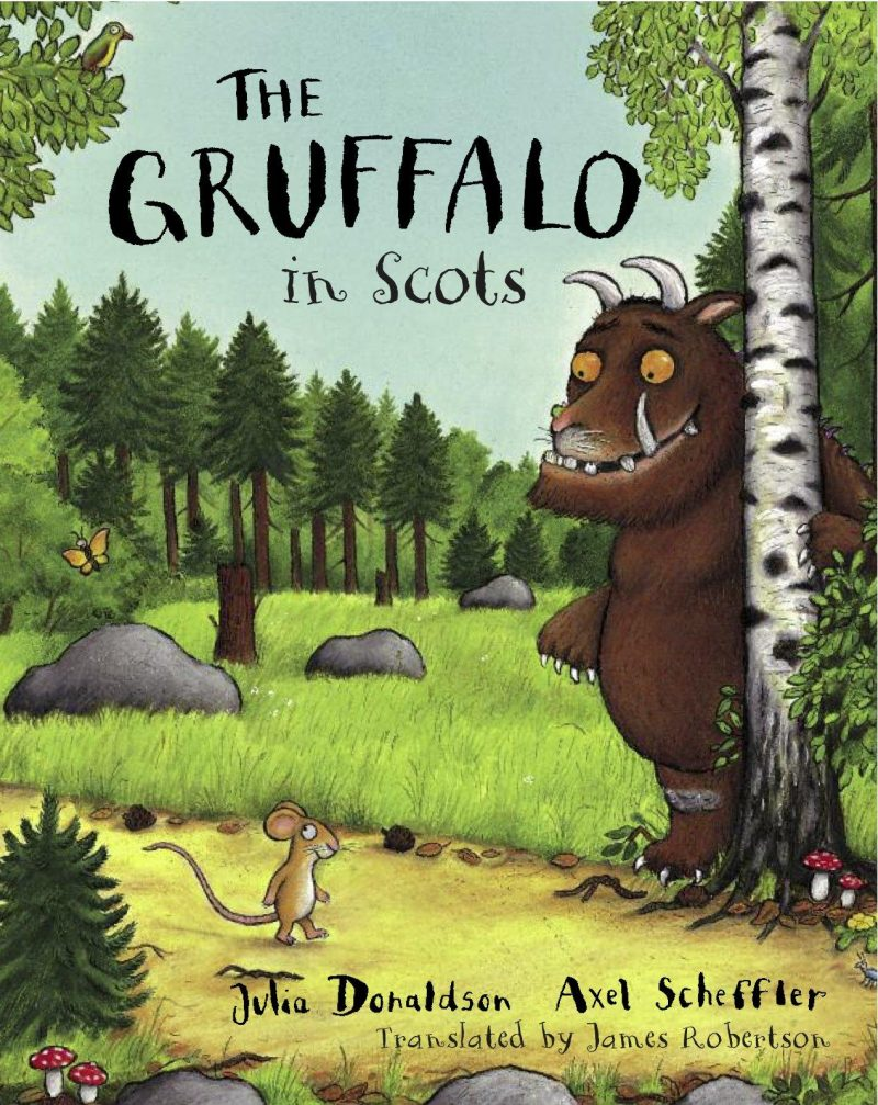 scottish kids book