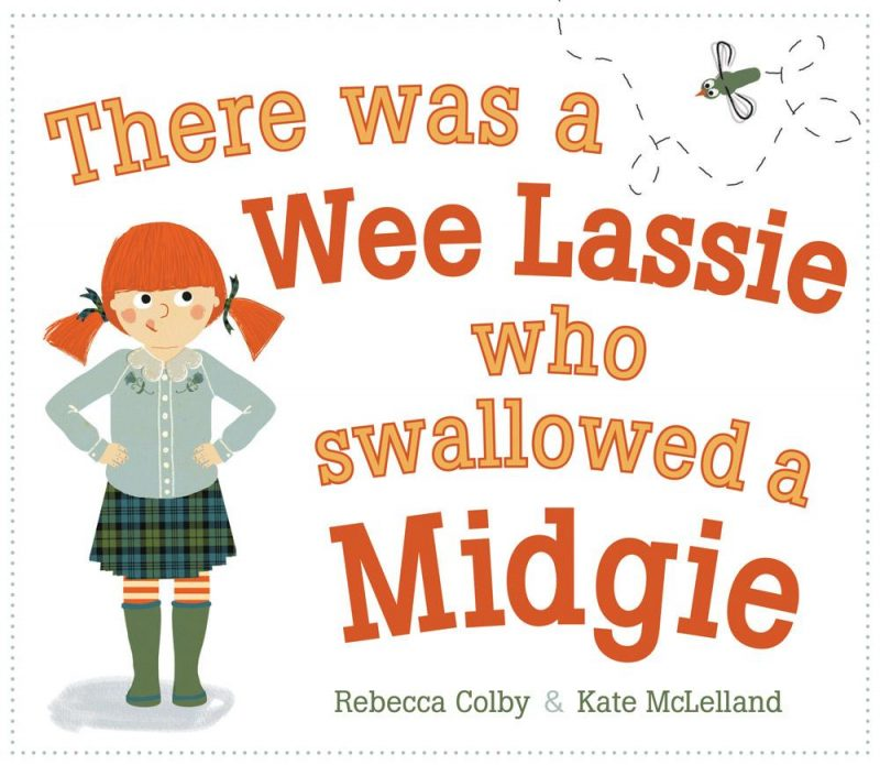 Scottish kids books