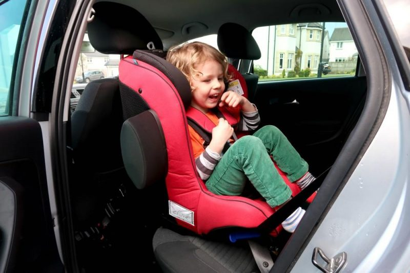rear facing car seat 4 year old