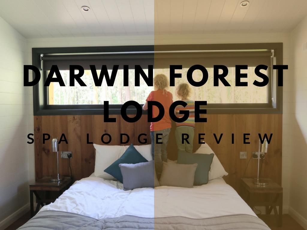 Family Lodge In The Peak District – Darwin Forest