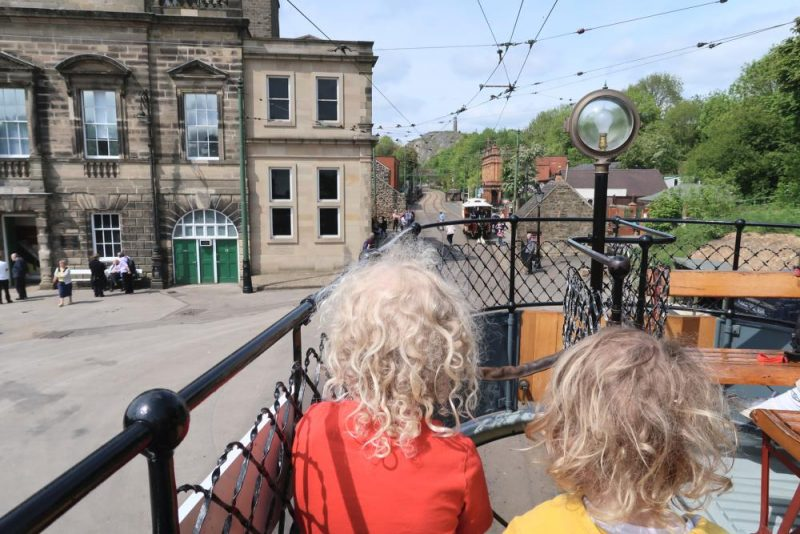 Darwin forest local attraction Crich tramway museum