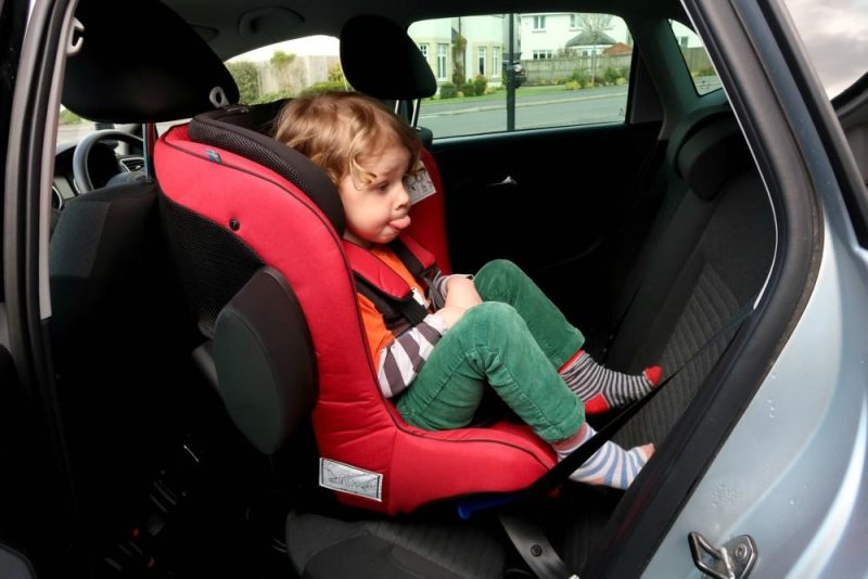 side impact protection kids car seat