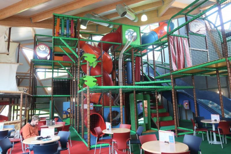Darwin Forest Little Monkeys softplay
