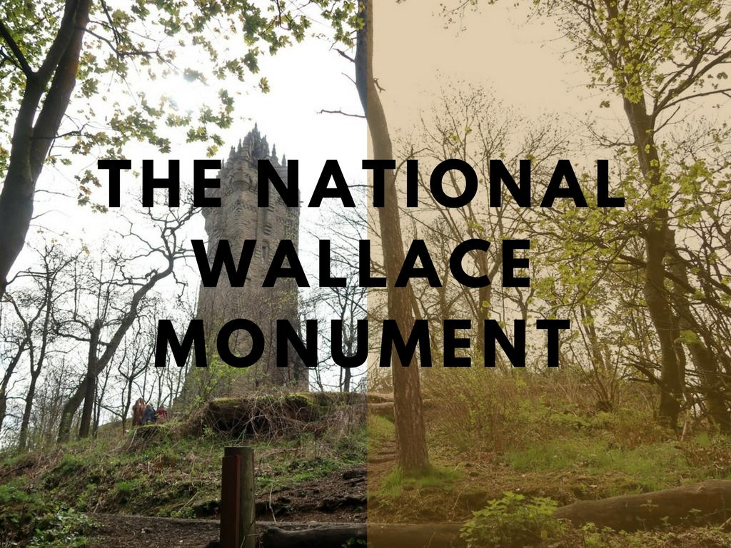 The Wallace Monument and Woodcarving Walk