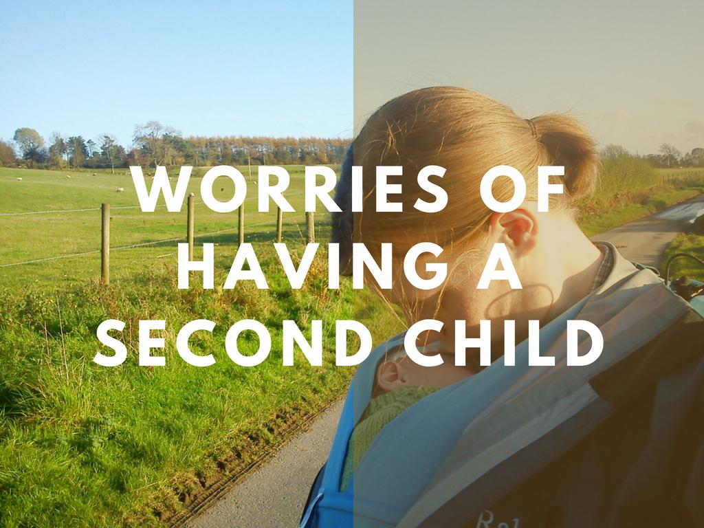 The Worries Of Having A Second Child