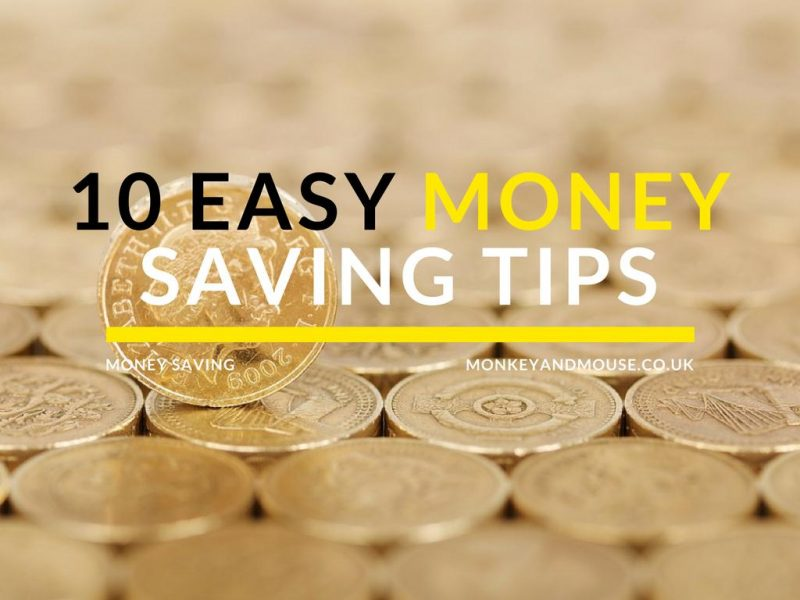 money saving tips cover photo