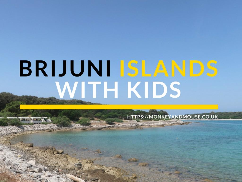 Brijuni Islands With Kids