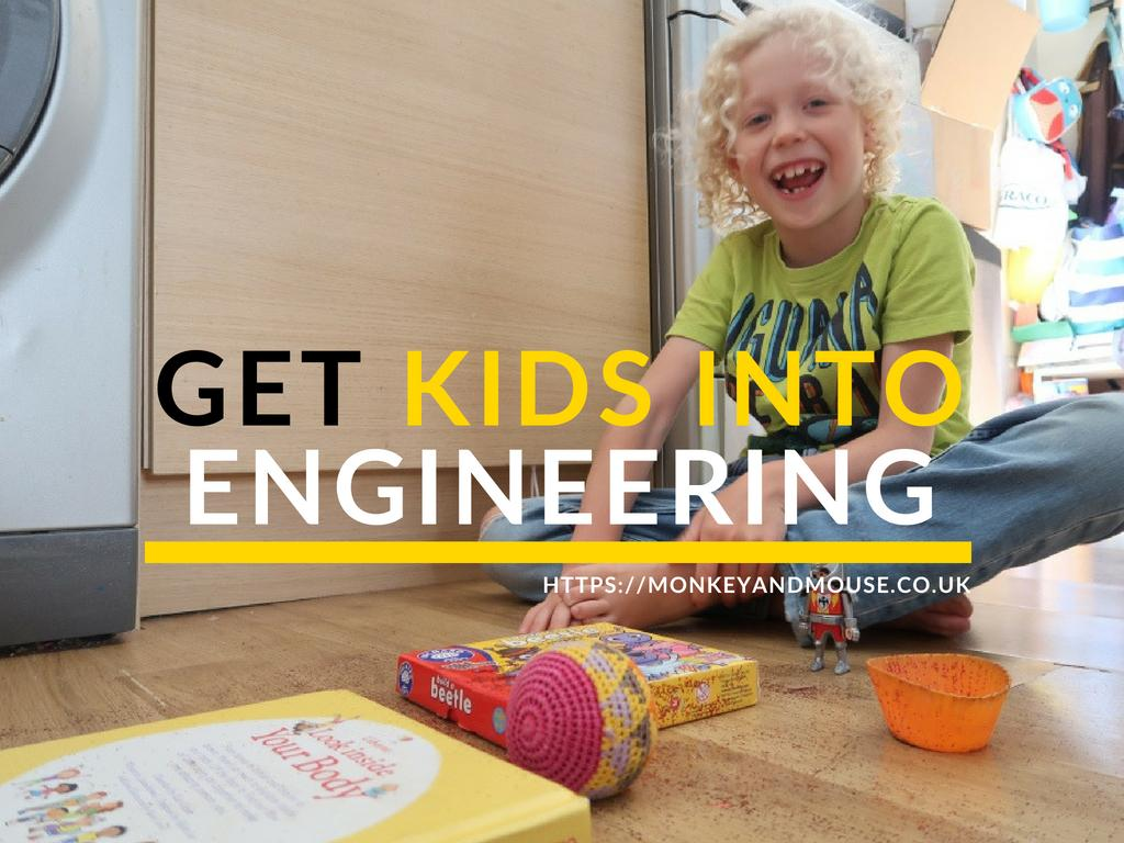 Get Kids Into Engineering With The Holidaymakers!
