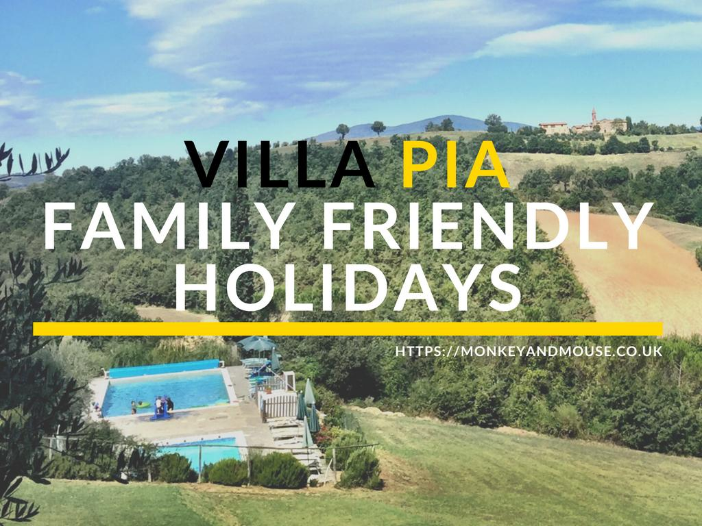 Villa Pia: Where Parents Can Relax And Kids Can Play