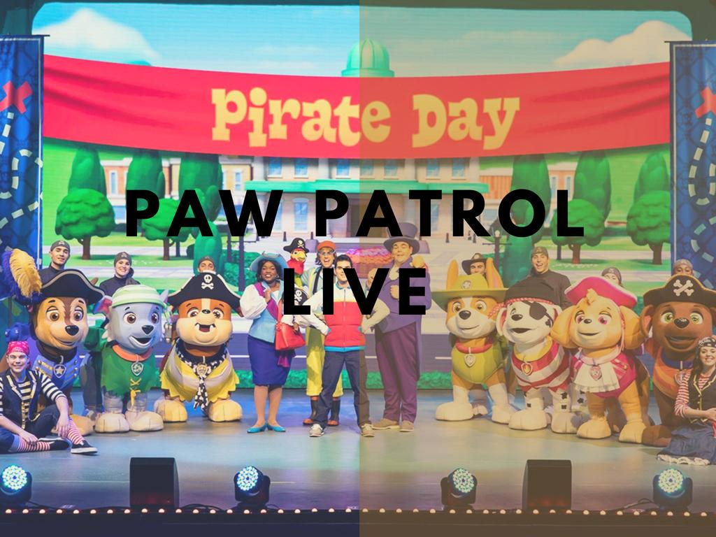 Paw Patrol Live in Theatre – Review