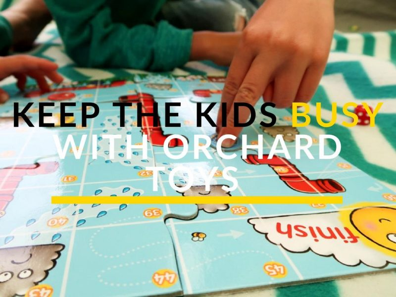 Orchard toys mini games