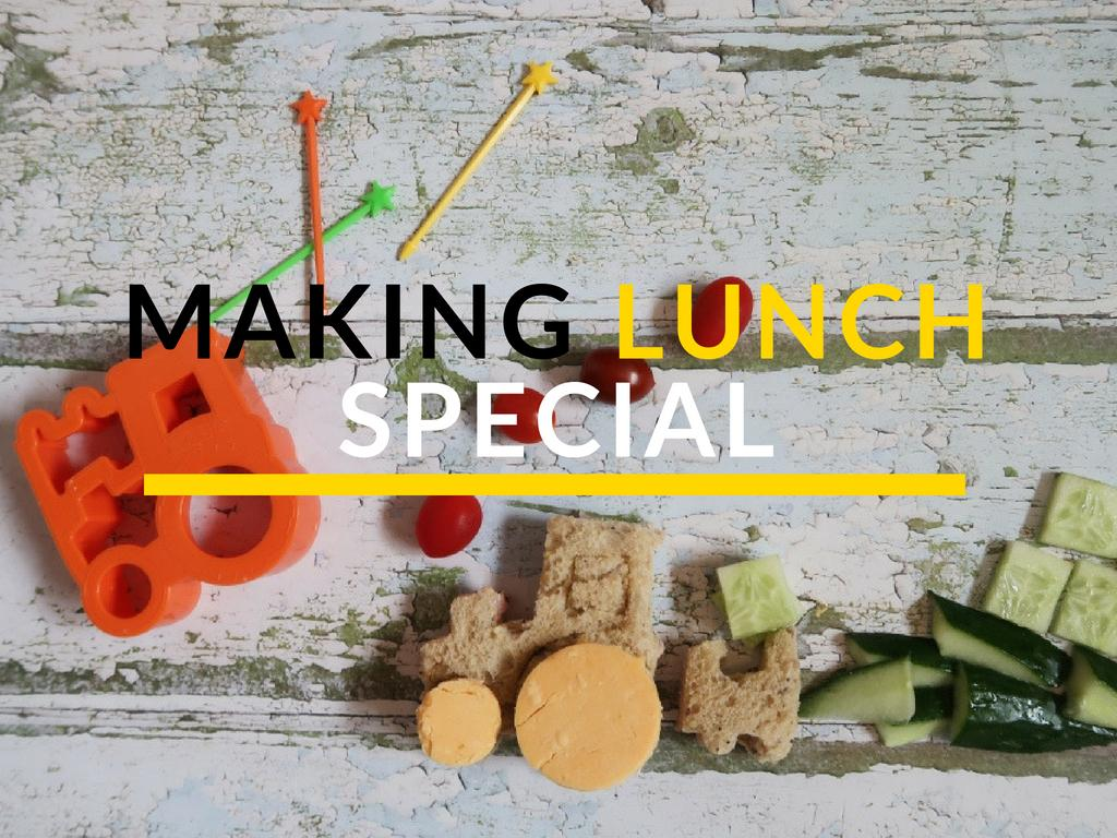 Making Lunch Special! Plus A New COMPETITION!