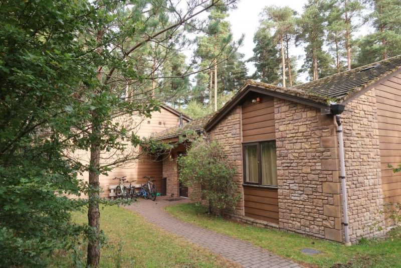 Center Parcs lodge