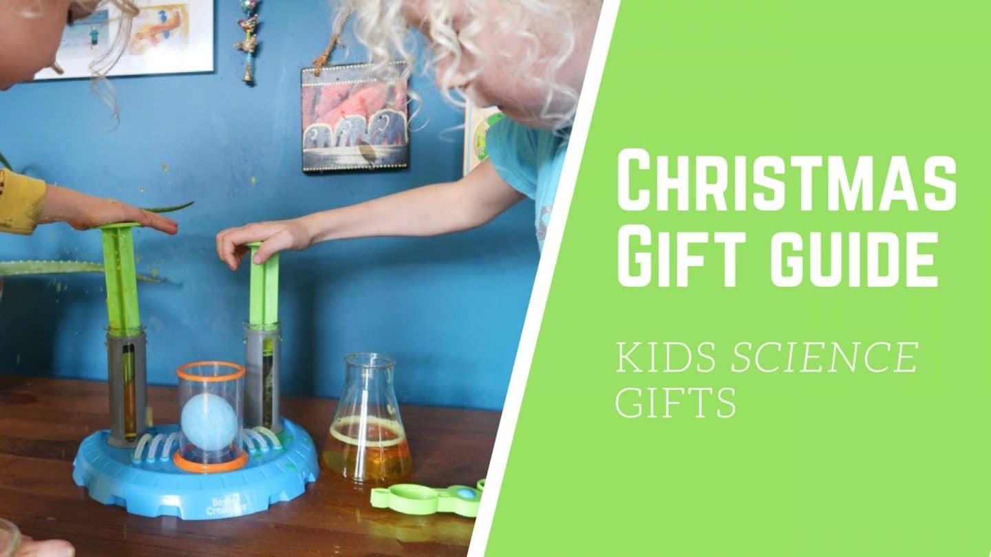 Science related christmas gifts for kids