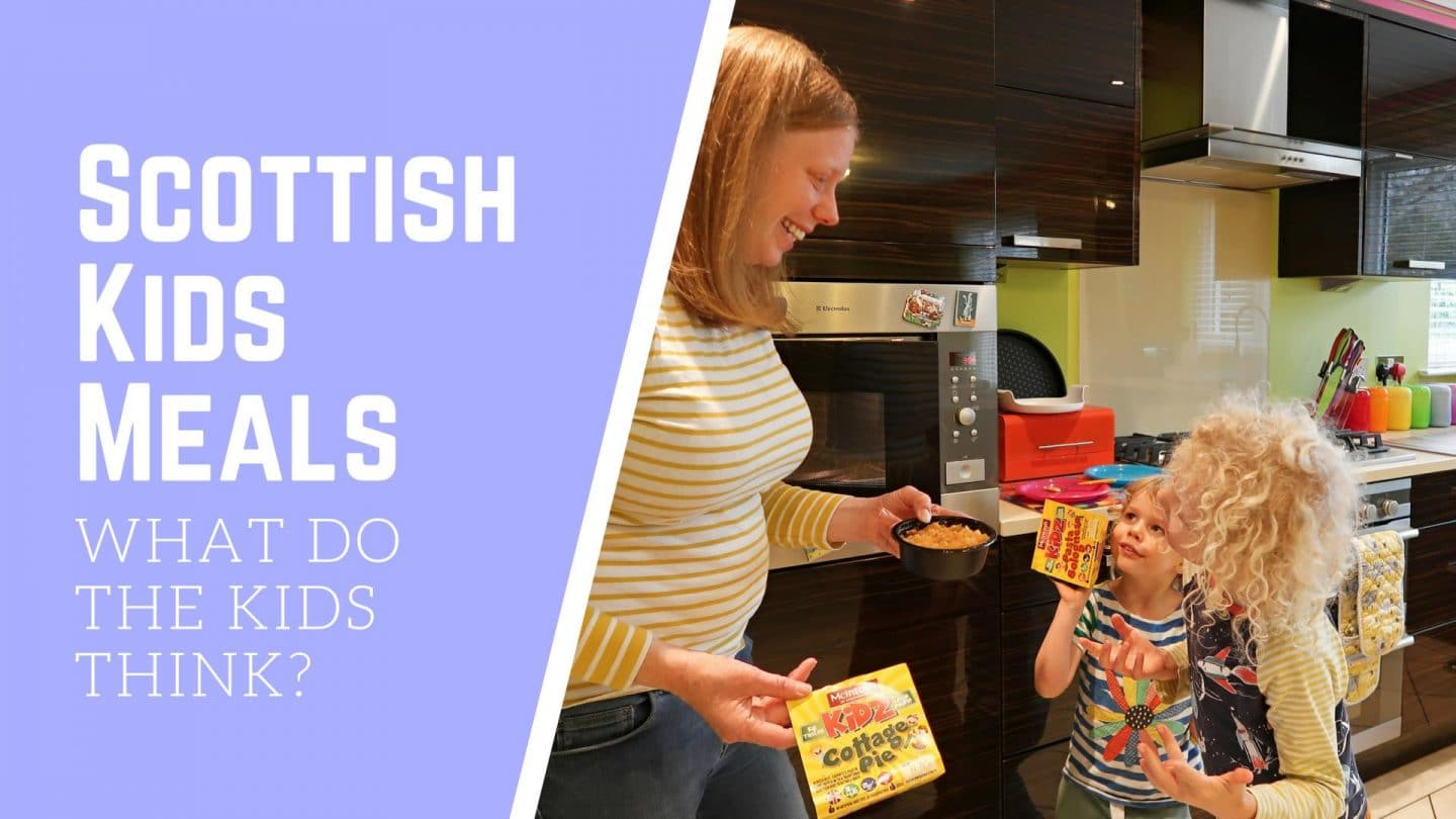 Scottish Kids Meals: What Do The Kids Think?