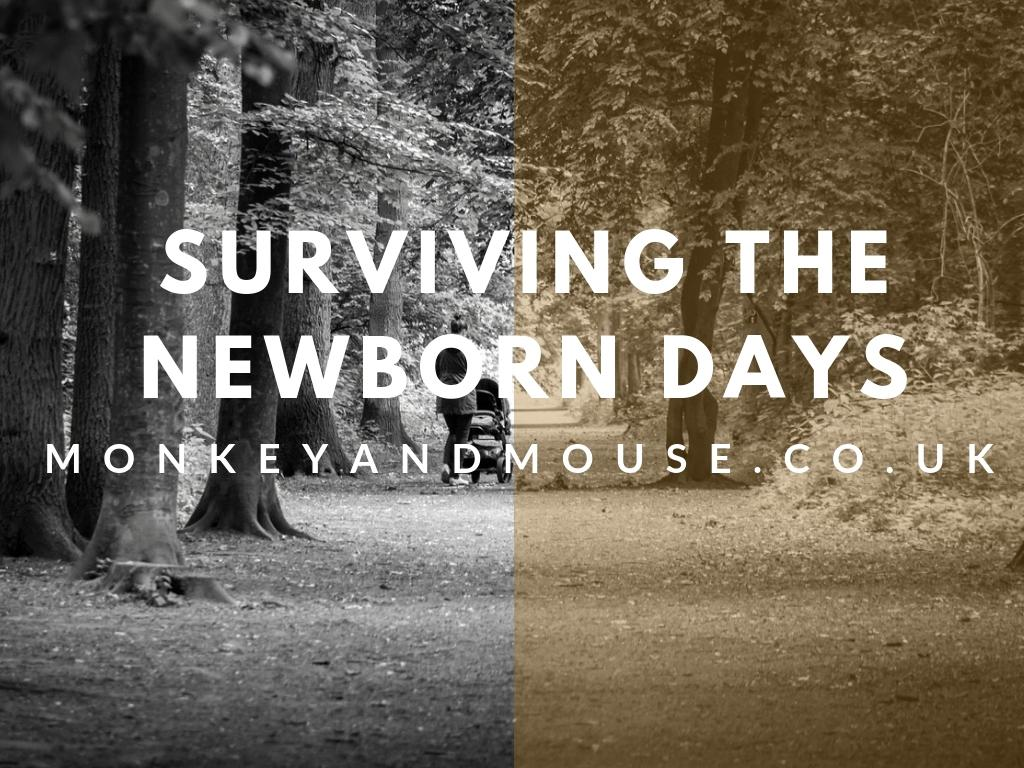 Surviving the First Few Weeks with Your Newborn