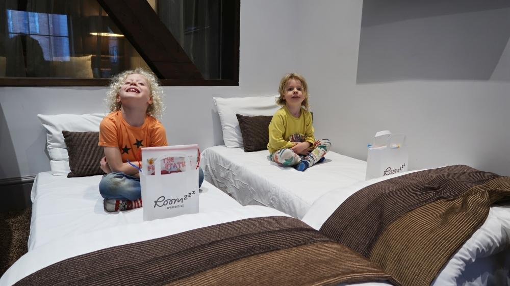 Kids beds at Roomzzz