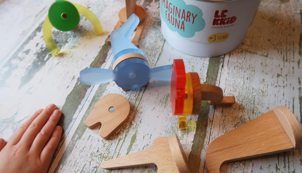 Lekkid toy wooden