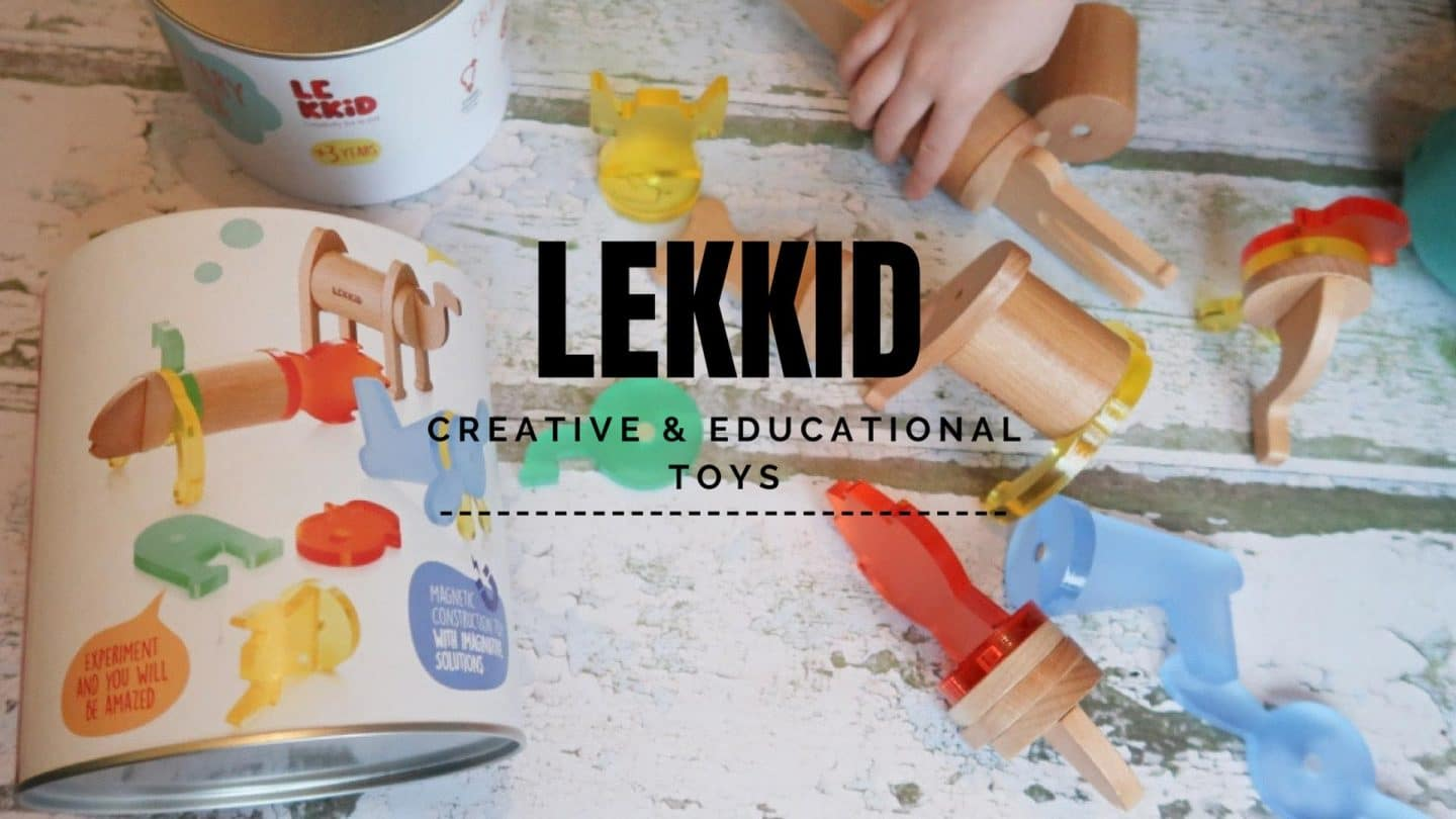 Lekkid: Creative and Educational Toys