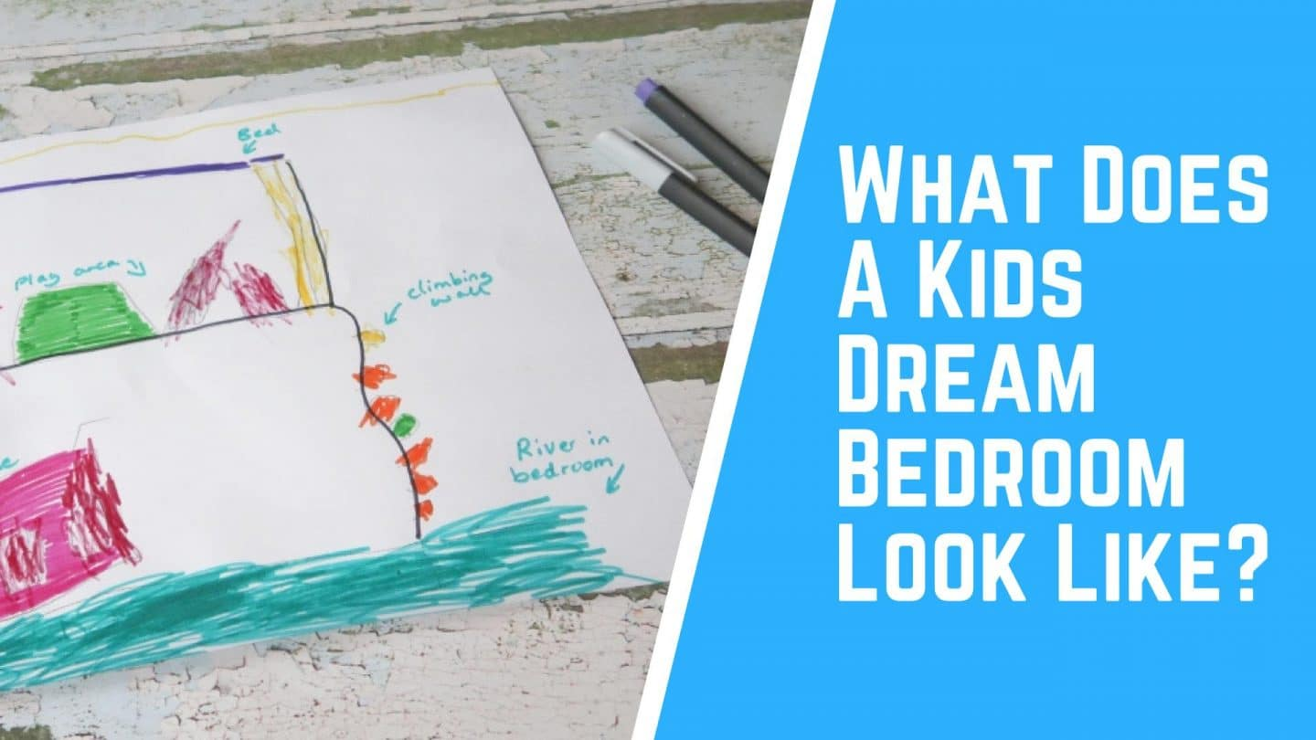 What Does A Seven Year Old's Dream Bedroom Look Like?!