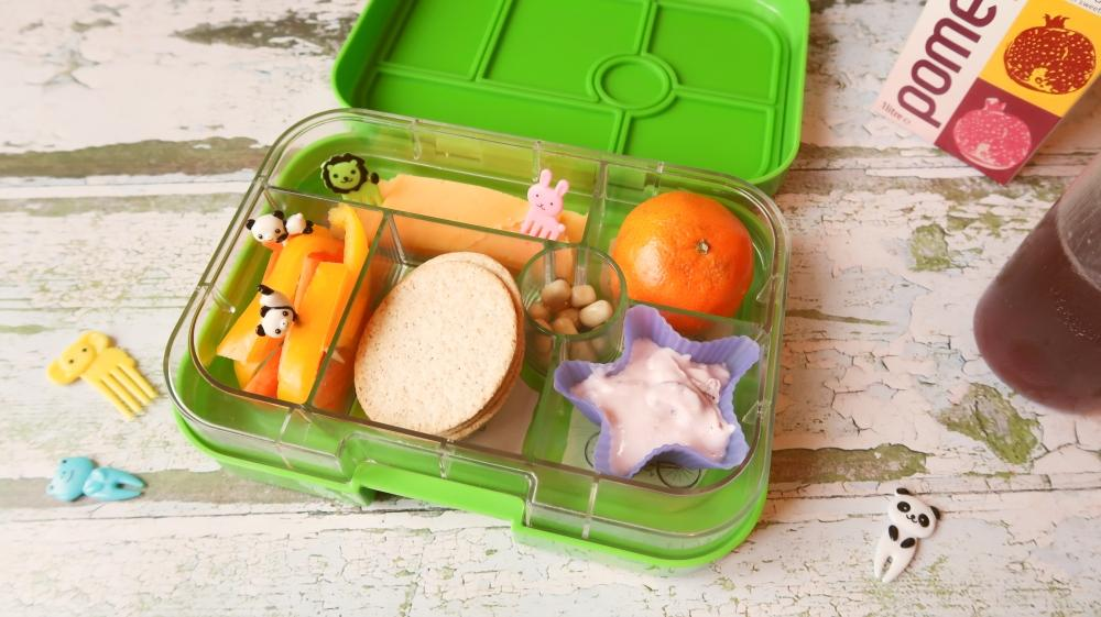Pomegreat lunch box