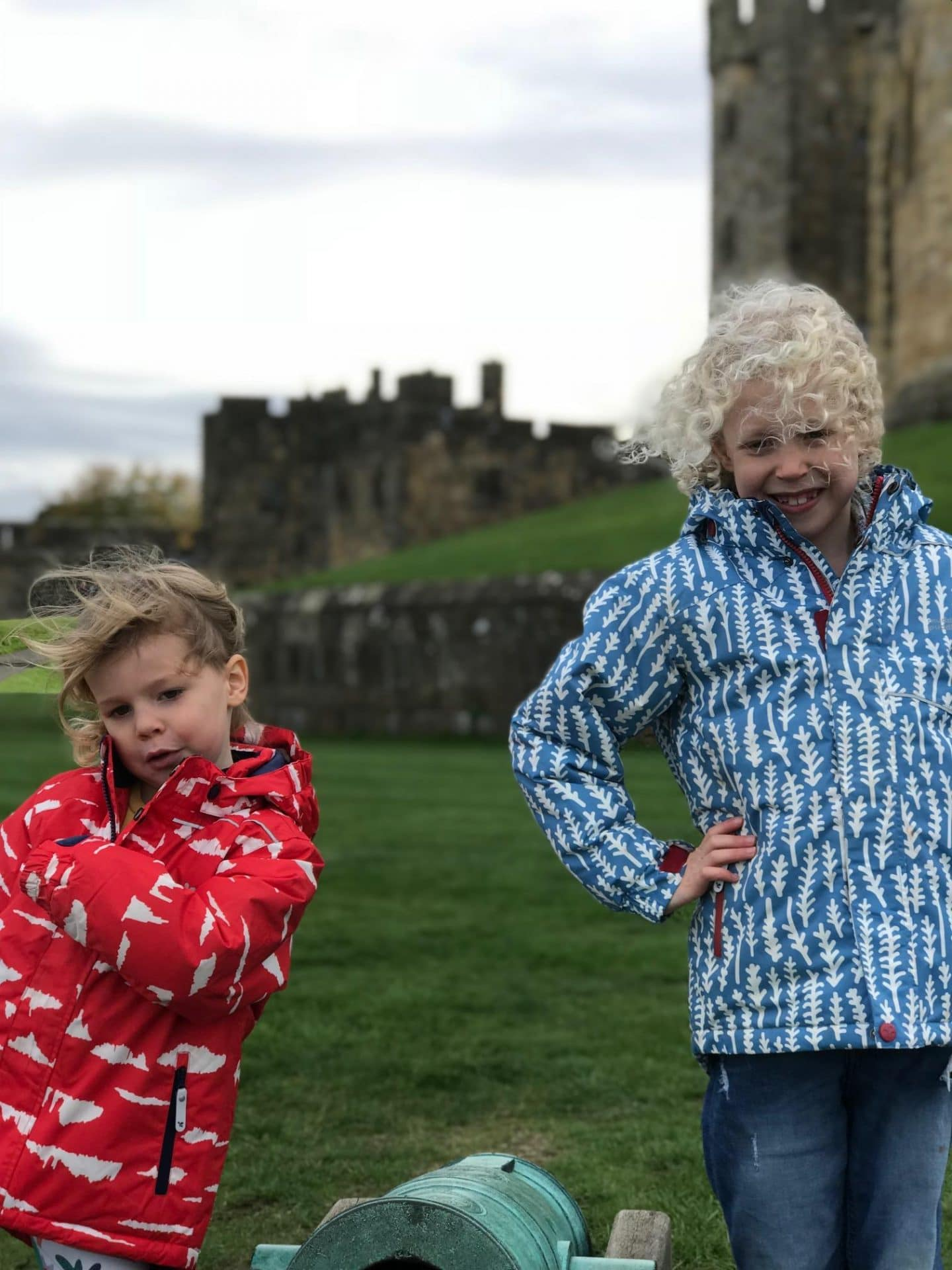 visiting alnwick castle