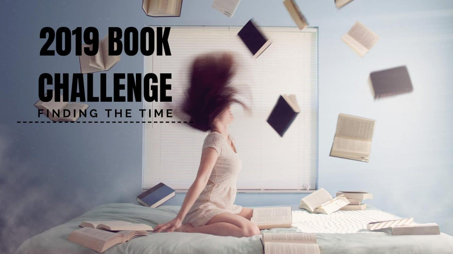 The 2019 Book Reading Challenge