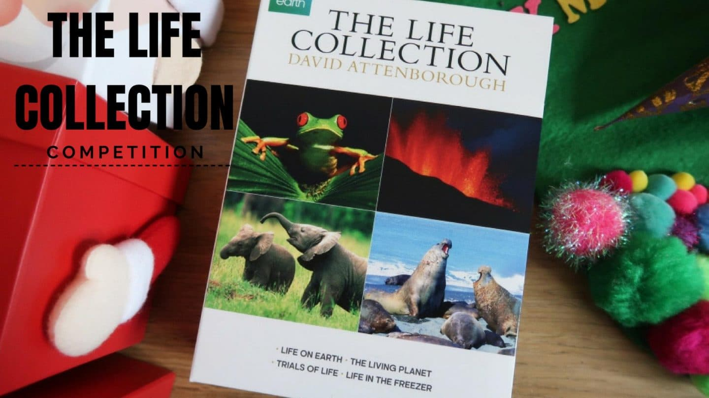 David Attenborough BBC Life Collection & Competition