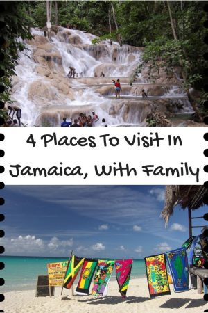 visit Jamaica with kids