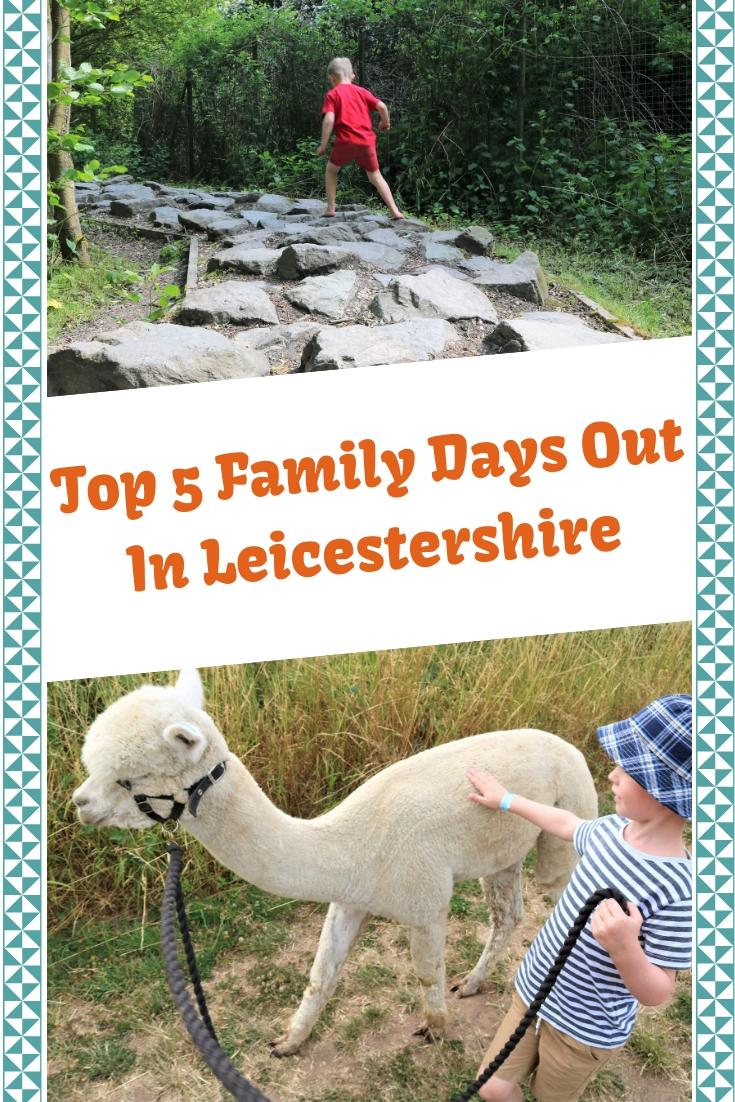 family days out Leicestershire